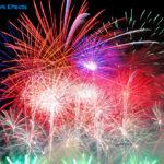 Aerial Firework Effects