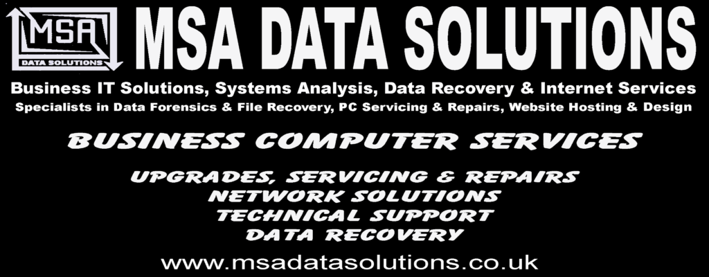 MSA Data Solutions